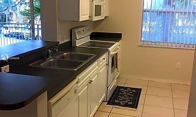 Kitchen, 9645 NW 1st Ct, 1