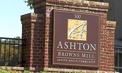 Building, Ashton Browns Mill, 0