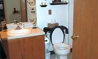 Bathroom, Ivan Woods, 2
