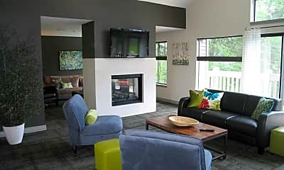 Living Room, Alderwood Heights, 1