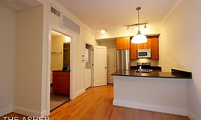 Kitchen, 2110 19th St NW, 1
