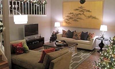 Living Room, 3515 Brown St, 1