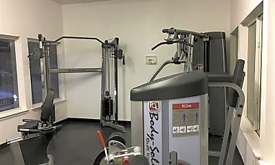 Fitness Weight Room, 4000 SW 23rd St 2-308, 1