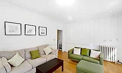 Living Room, 76 Quint Avenue, Unit 1, 0