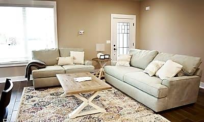 Living Room, 724 N Malbec Rd, 1