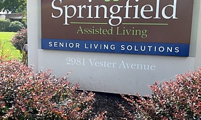Springfield Assisted Living Senior Living Solutions, 1