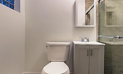 Bathroom, 222 W 31st St 3F, 2