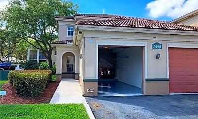 Building, 2490 Centergate Dr, 1