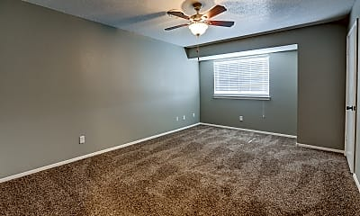 Bedroom, Country Oaks Apartments, 2