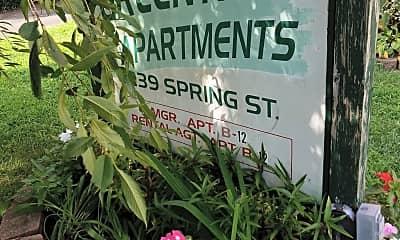 Green Tree Apartments, 1
