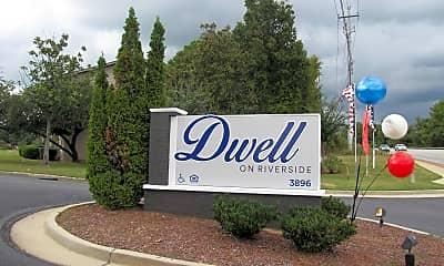 Building, Dwell on Riverside, 2