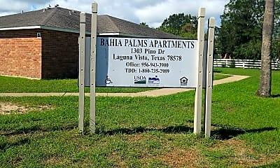Bahia Palms Apartments, 1