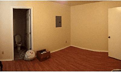 Bedroom, 207 S Duncan St, 1