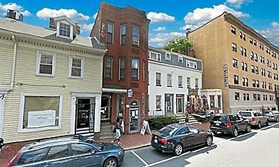 Building, 1170 Massachusetts Ave, 0