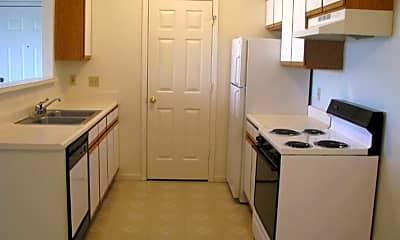 Kitchen, Amhurst Apartments, 1