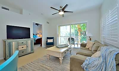 Living Room, 4450 Botanical Pl Cir 206, 1