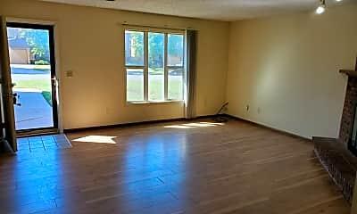 Living Room, 2428 S Capri St, 1