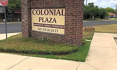 Colonial Plaza, 1