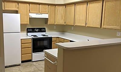 Kitchen, 45 E 9th Pl 13, 1