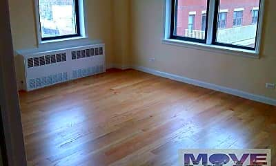 Living Room, 215 W 101st St, 2