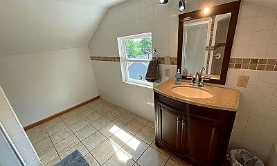 Bathroom, 205 E 3rd St, 2