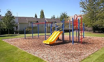 Playground, Springbrook Village, 2