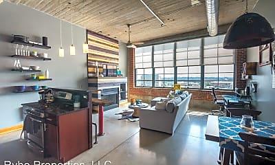 Living Room, 2323 Locust St, 1