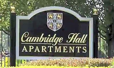 Cambridge Hall Apartments, 1