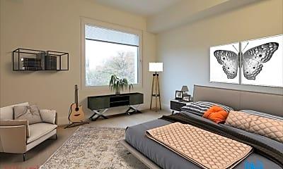 Bedroom, 542 W 153 St, 1