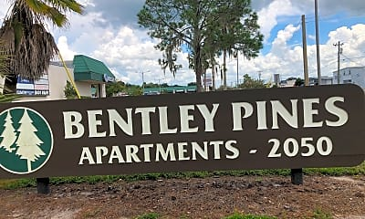 BENTLEY PINES, 1