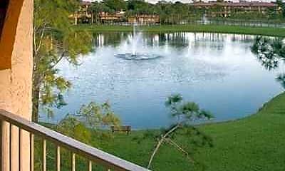 Lake, Cameron Cove Apartments, 2