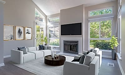 Living Room, Canyon Crest Views, 0