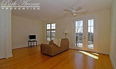 Living Room, 1101 W. 1st St #314, 1