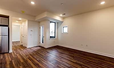 Living Room, 2411 Kensington Ave 405, 1