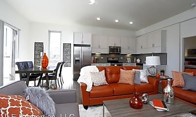 Living Room, 820 Sherman St, 2