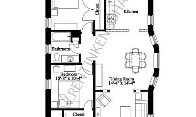 Building, 2325 Roosevelt Rd, 1