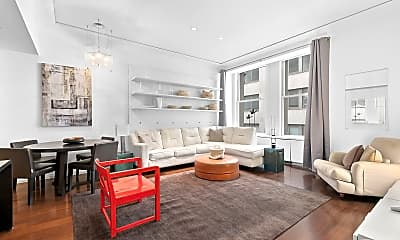Living Room, 55 Wall St 704, 1