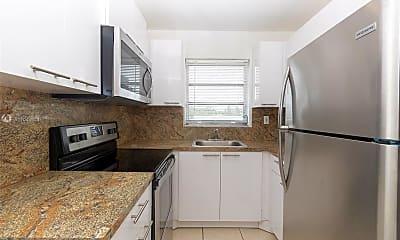Kitchen, 2435 Van Buren St 1B, 1