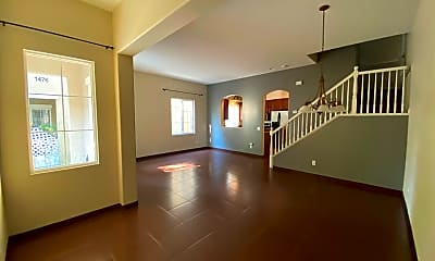 Living Room, 1484 Canvas Dr, 2