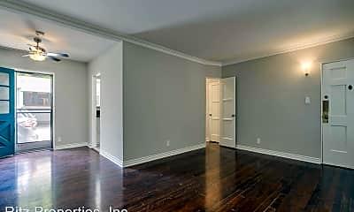 Living Room, 1350-1354 Havenhurst Dr., 0