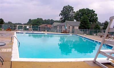 Pool, 6215 Hilltop Dr 33, 2