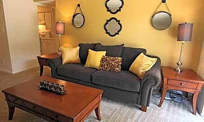 Living Room, Turtle Lake, 1