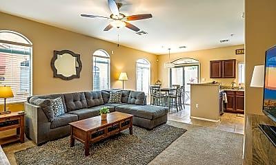 Living Room, 2402 E 5th St 1738, 1