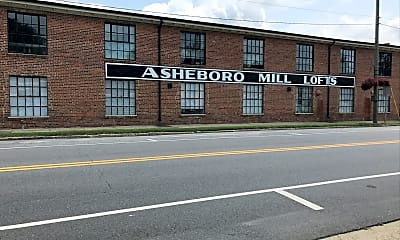 Asheboro Mill Lofts, 0