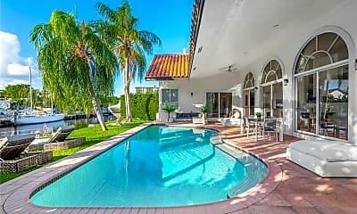 Pool, 13010 Biscayne Island Terrace, 0