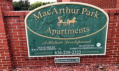 MacArthur Park Senior Apartments, 1