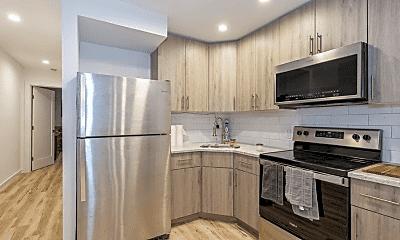 Kitchen, 316 Monroe St, 1
