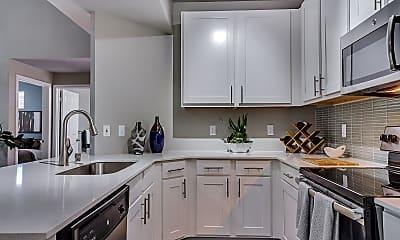 Kitchen, Waterford Court Apartments, 1