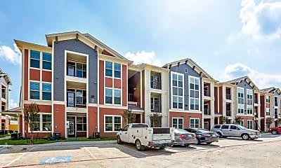 Building, Magnolia Park Apartments, 0