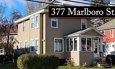Community Signage, 377 Marlboro St, 0